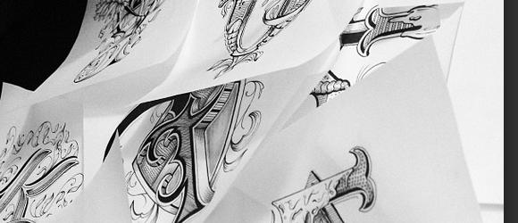 Des1gn ON - Lettering e Tipografia - Raul Alejandro