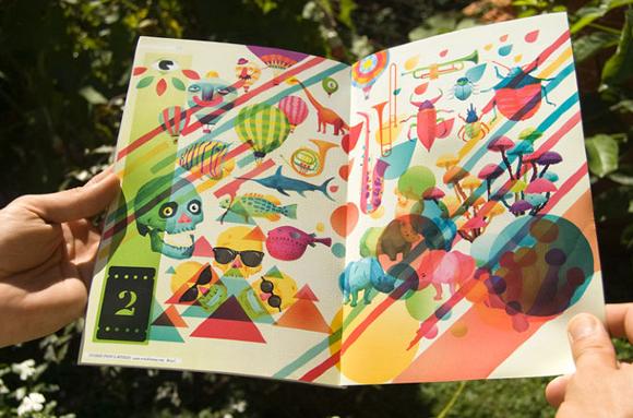 Des1gn ON | Revistas brasileiras de Design - Zupi