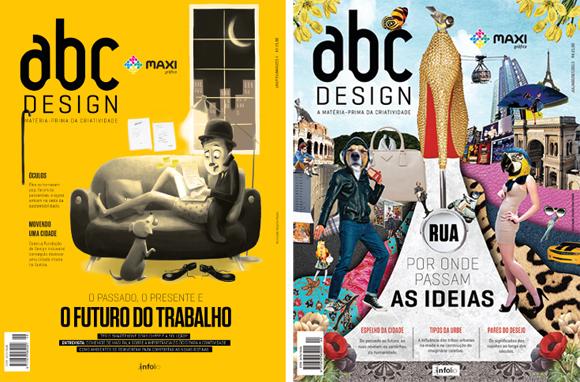 Des1gn ON | Revistas brasileiras de Design - abcDesign