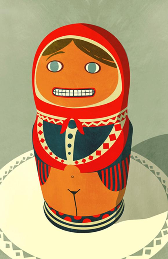 Des1gn ON | Ilustrações Giordan Poloni