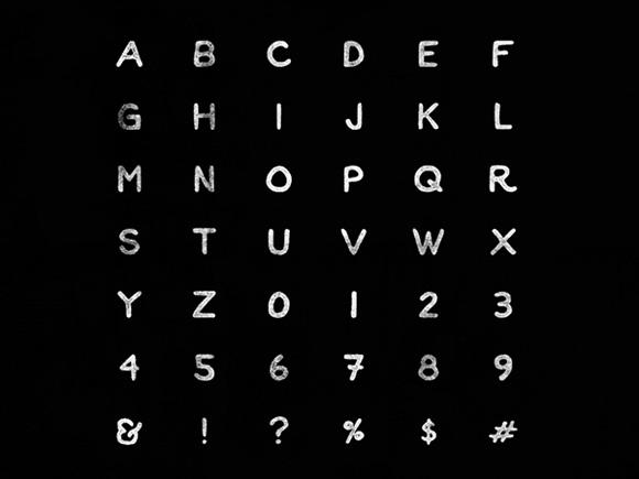 Des1gn ON - Font free Fonte gratis - Parker 03