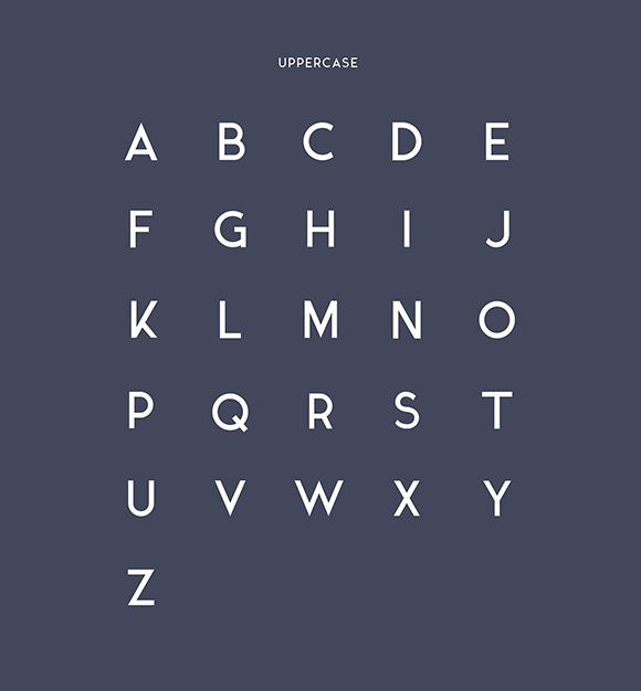 Des1gn ON - Fontes San Serif - Free Font 06 - Ikaros