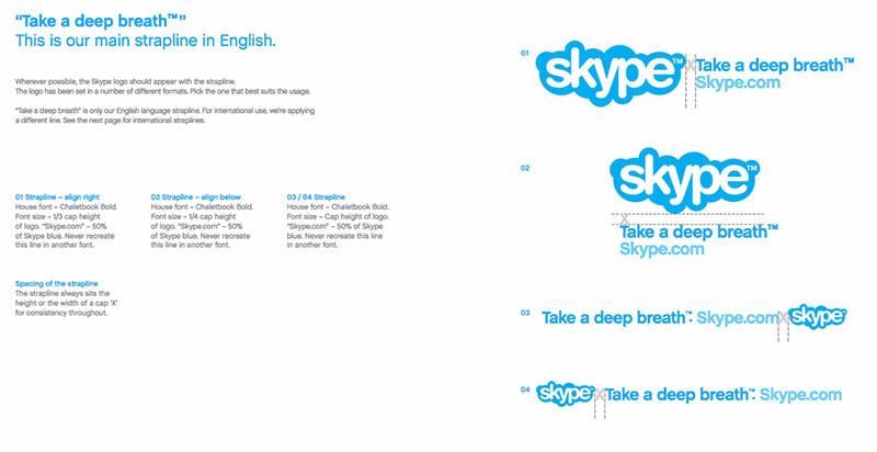 Des1gn ON - Des1gn ON - 15 Manuais da Marca para ter como Referencias - Skype