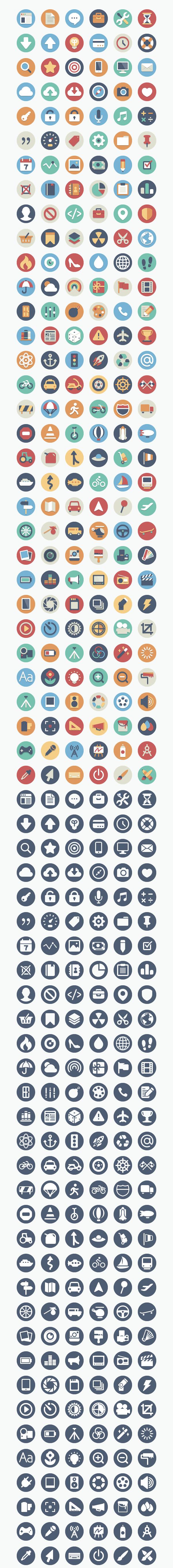 Des1gnon_flat_icones_design_free_download