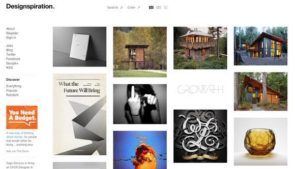 Des1gnon recursos Galeria design inspiracoes