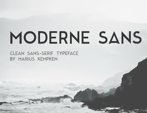 Des1gnon_fonte_modern_sans