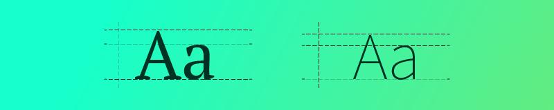 Des1gn ON - Entendendo a diferenca entre Tipografia e Lettering - 02