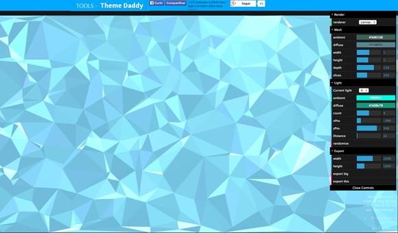 Theme Daddy Background