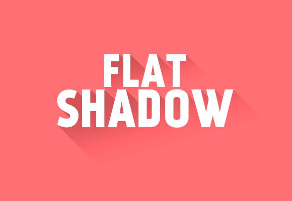 Como fazer Flat Shadow de 3 jeitos fáceis