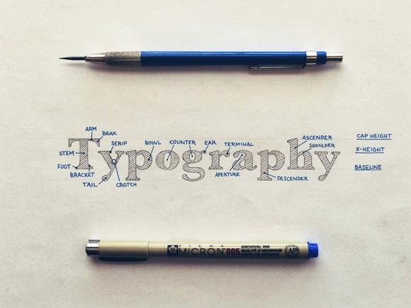 Des1gnon_typography