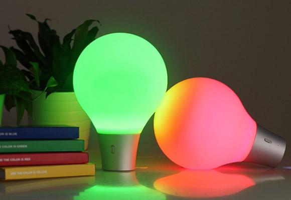 Lâmpada ColorUp