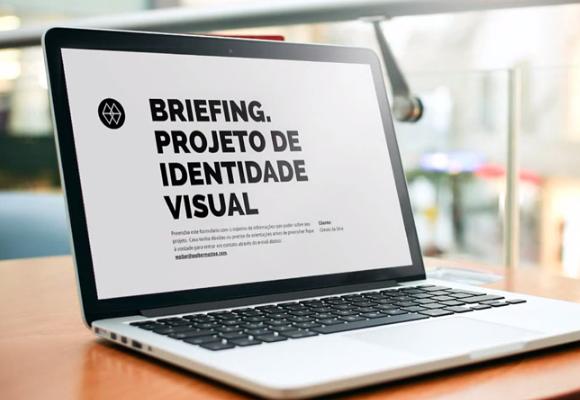 Des1gn ON - Como fazer briefing interativo