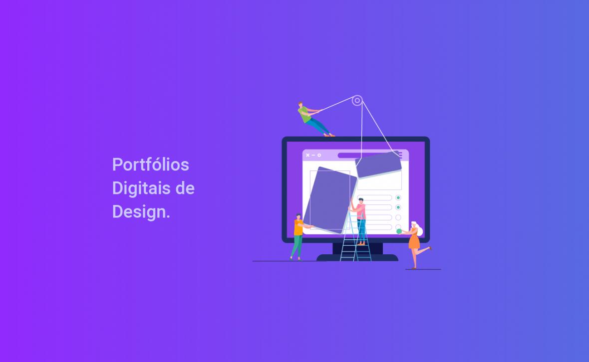Des1gnON - Portfolios Digitais de Design-01