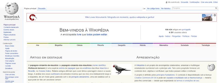 Des1gn ON | Pesquisa Academica - onde pesquisar - Wikipedia