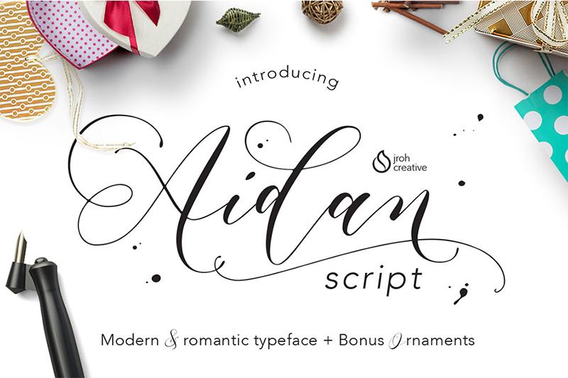 Des1gn ON | Fontes manuscritas Font script