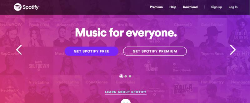 Des1gn ON - Tendencias no Design em 2017 - Gradientes - Spotify
