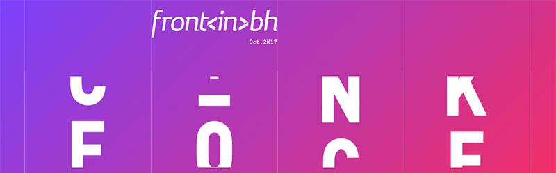 Des1gnON - Eventos de Design em 2017 - FrontinBH