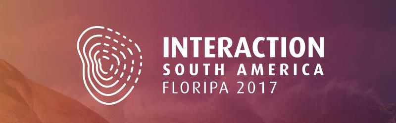 Des1gnON - Eventos de Design em 2017 - Interaction Floripa
