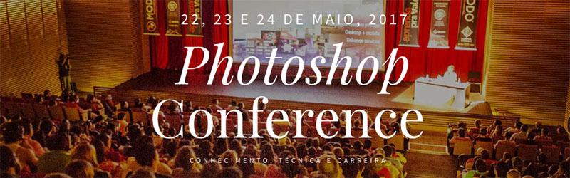 Des1gnON - Eventos de Design em 2017 - Photoshop Conference