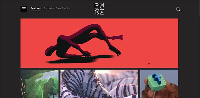 Des1gnon - Estudios de Animação - Motion Design - Buck