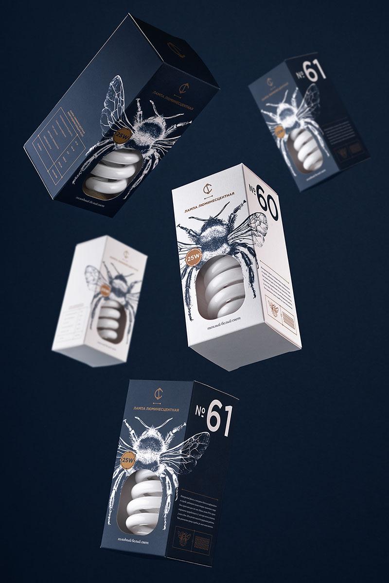Des1gn ON - 20 Melhores Referencias de Embalagem Ilustradas