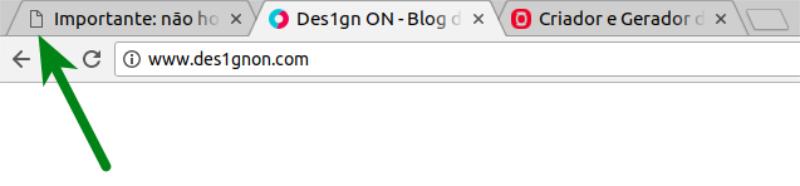 Des1gn ON - 10 Sites para Criar um Favicon - blog2
