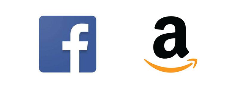 Des1gnON - 10 Sites para Criar um Favicon - Facebook Amazon