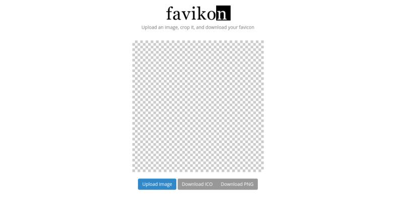 Des1gnON - 10 Sites para Criar um Favicon - Favikon