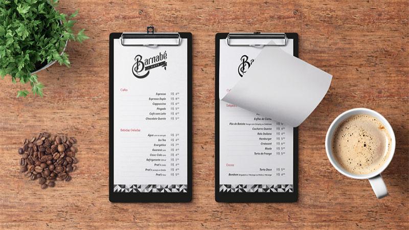 Des1gnON - Projetos de Marca de Designers Brasileiros - Barnabe Cafe 06