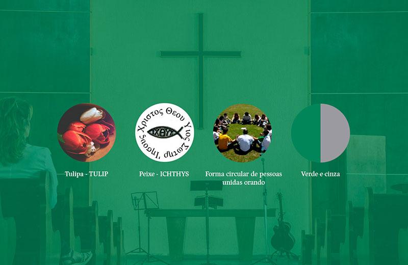 Des1gnON - Projetos de Marca de Designers Brasileiros - Igreja Taquara 02
