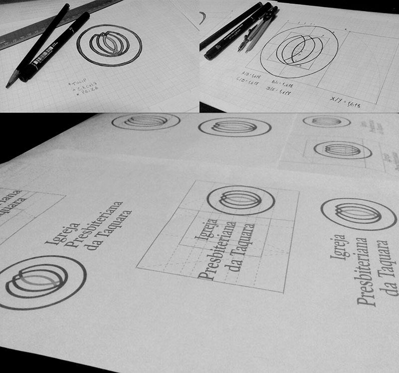 Des1gnON - Projetos de Marca de Designers Brasileiros - Igreja Taquara 05