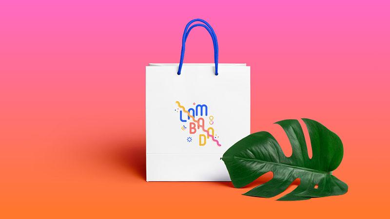 Des1gnON - Projetos de Marca de Designers Brasileiros - Lambada 04