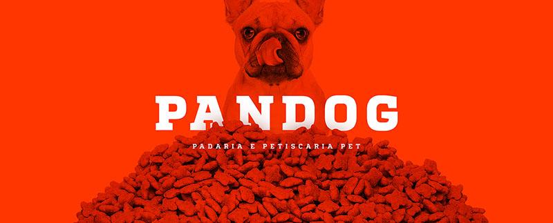 Des1gnON - Projetos de Marca de Designers Brasileiros - PanDog 01