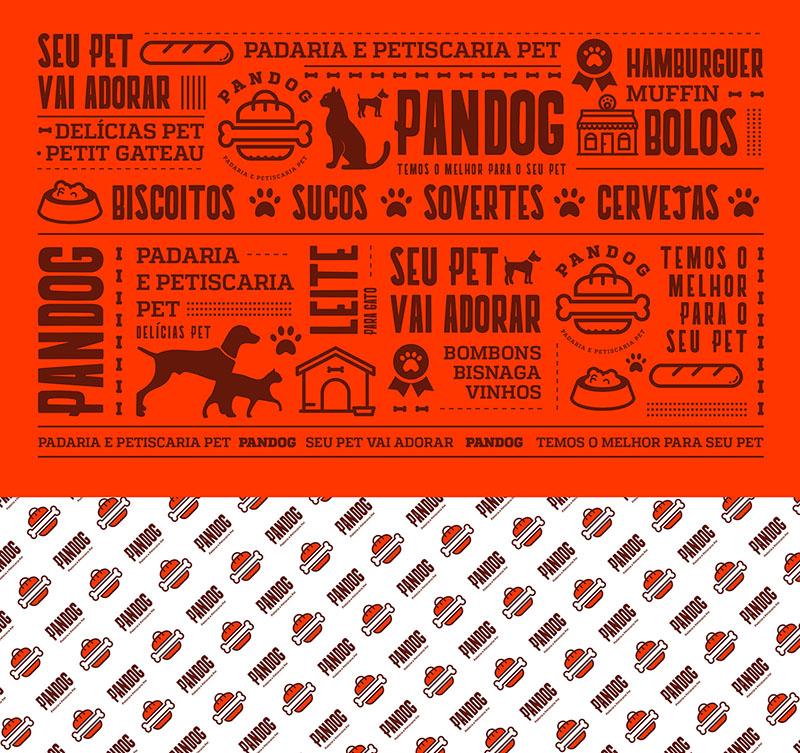 Des1gnON - Projetos de Marca de Designers Brasileiros - PanDog 04