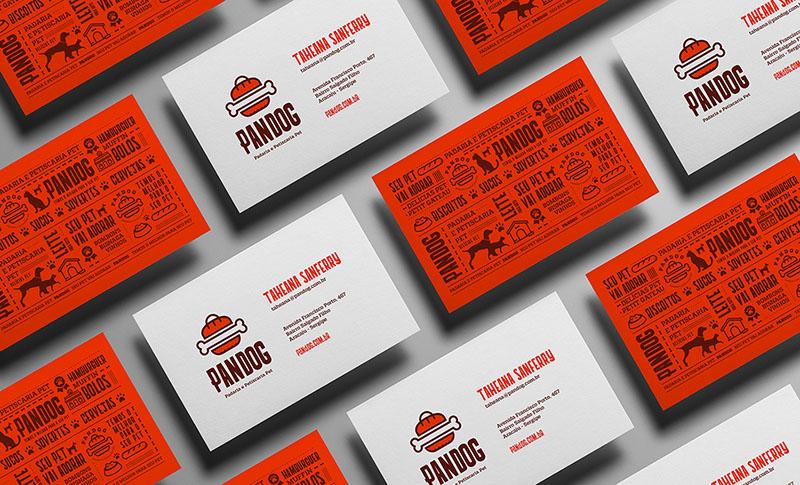 Des1gnON - Projetos de Marca de Designers Brasileiros - PanDog 05