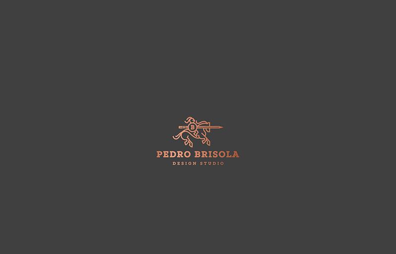 Des1gnON - Projetos de Marca de Designers Brasileiros - Pedro Brisola 01