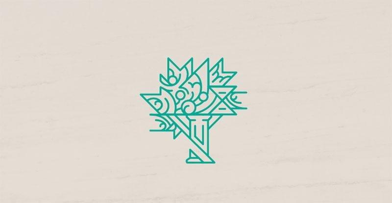 Des1gnON - Projetos de Marca de Designers Brasileiros - Platanus 01