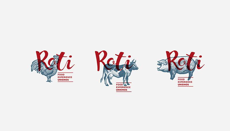 Des1gnON - Projetos de Marca de Designers Brasileiros - Roti