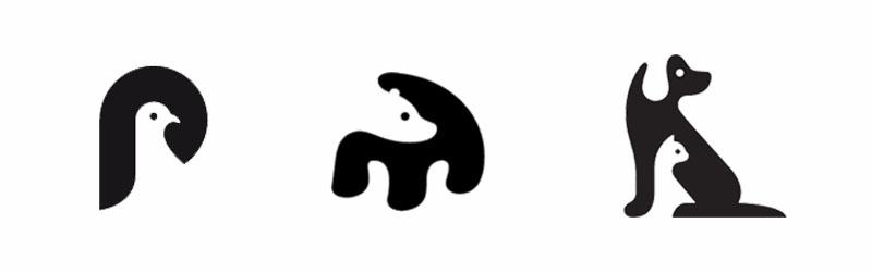 Des1gn ON - Como criar Logos com Espaço Negativo 01