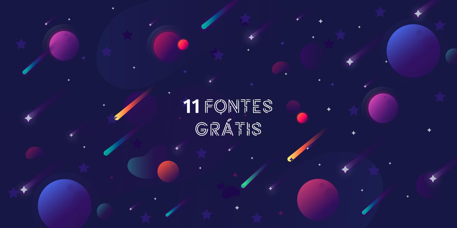Des1gnON - 11 Fontes Grátis e Novas para Designers