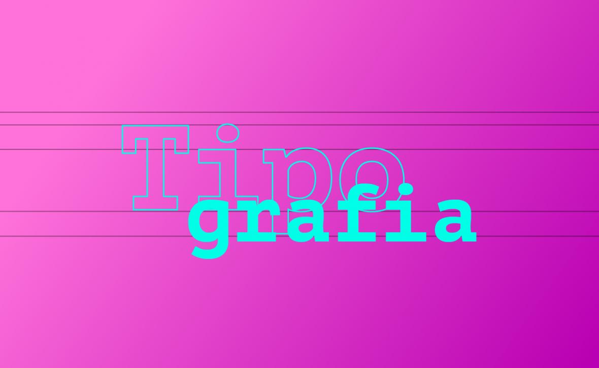 Como criar Tipografia ou Fonte - Des1gnON