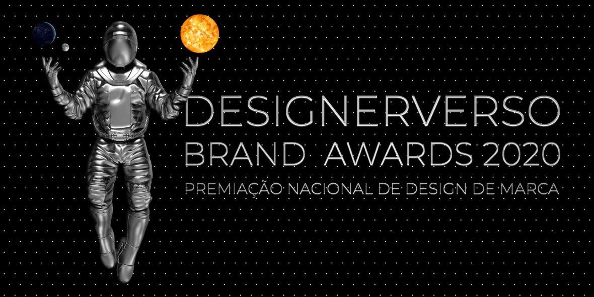 Designerverso Brand Awards - 100 Designer serão premiados - Des1gnON