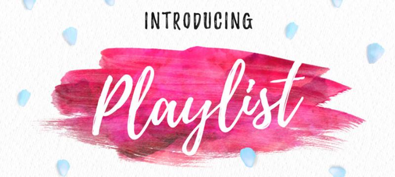 Des1gn ON | 7 Fontes Novas que você não pode ficar sem - Junho 2016 - Playlist font