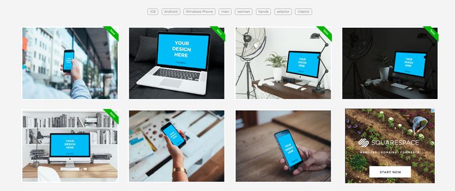 Des1gn ON | Utilidades para designers - Smartmockups